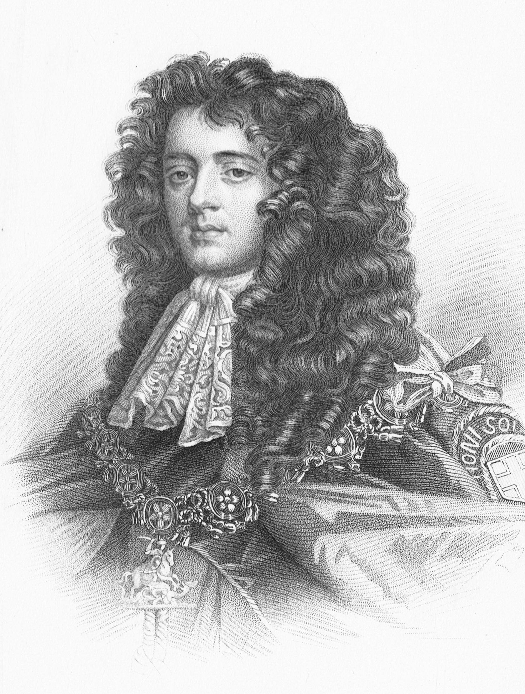 Pictire of James Scott, Duke of Monmouth