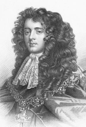 James, Duke of Monmouth. b. Rotterdam April 9, 1649 d. London July 15, 1685